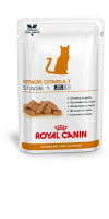Royal Canin Senior Consult Stage 1, 12x100 g (Frischebeutel)